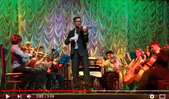Оркестр 1703 в Сестрорецке